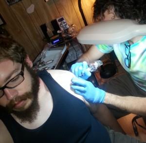 Matt Tattoo