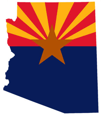 State of Arizona logo
