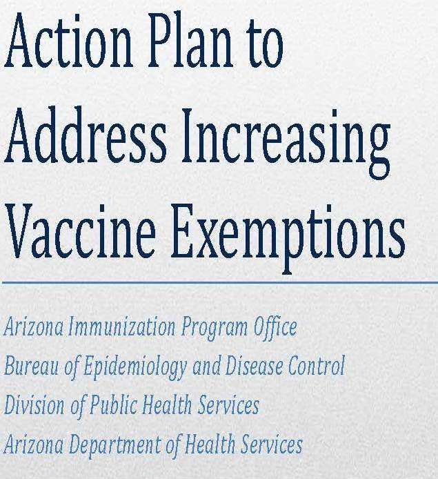 Interventions to Improve Vaccination Rates in AZ Schools ...