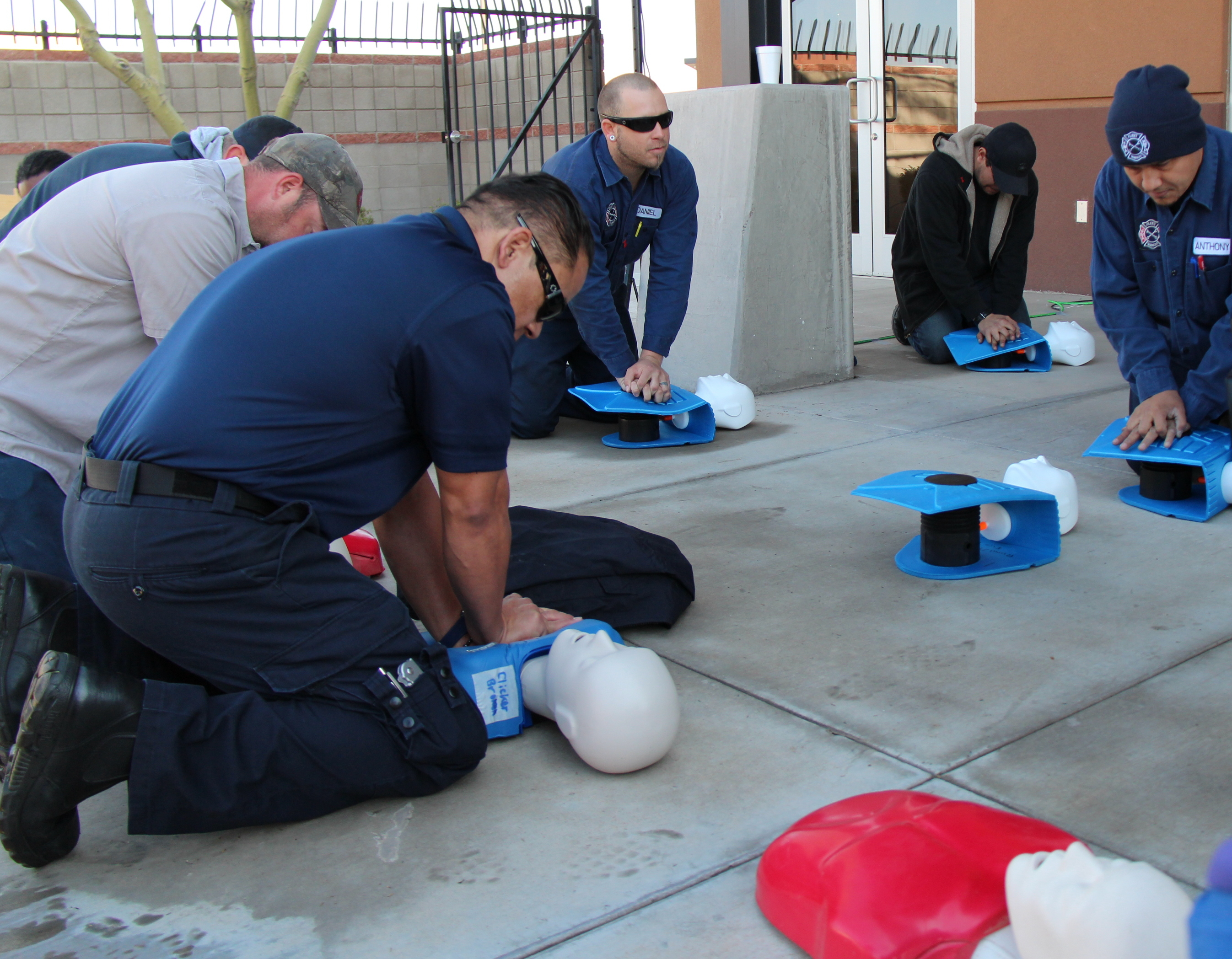 cpr-training