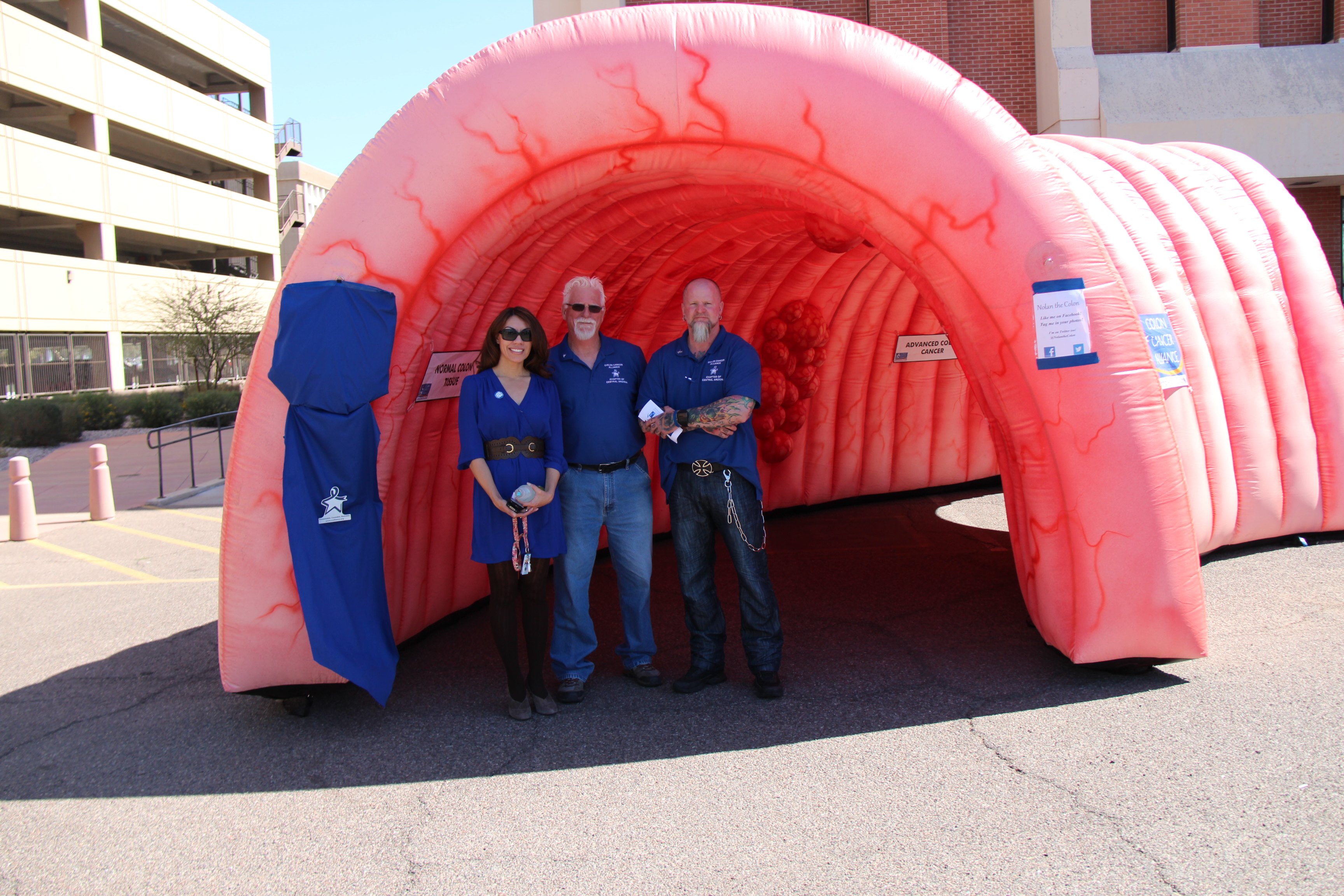 March Is Colorectal Cancer Awareness Month Az Dept Of Health Services Director S Blog