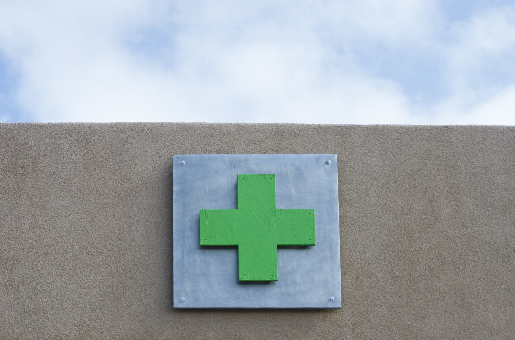 Medical Marijuana Dispensary Symbol